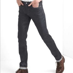 Gap 1969 Authentic Skinny Jeans